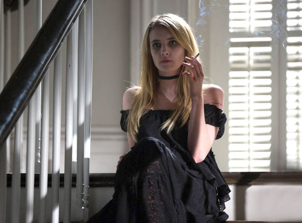 AMERICAN HORROR STORY: COVEN, Emma Roberts