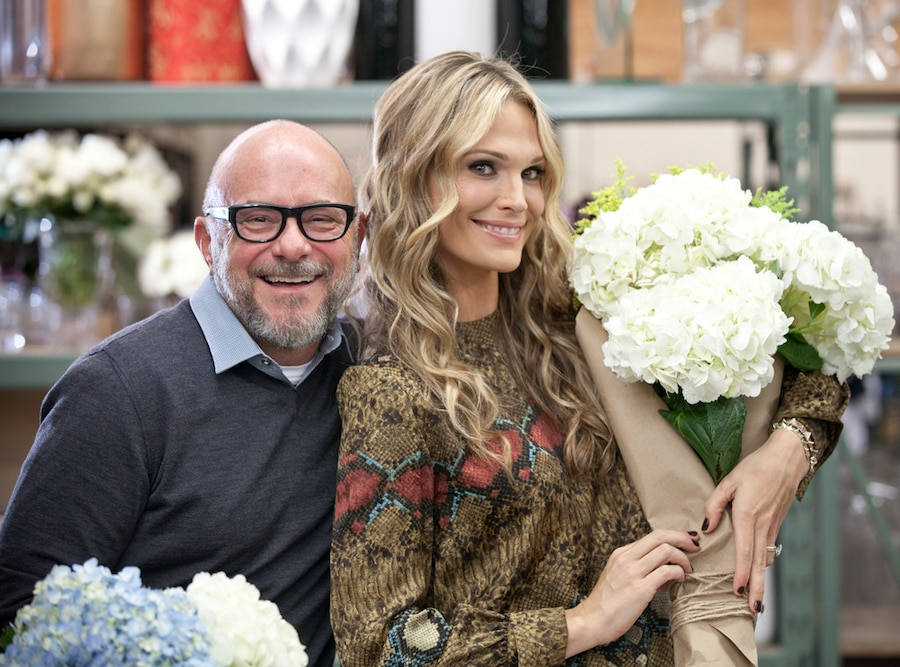 Molly Sims, Eric Buterbaugh