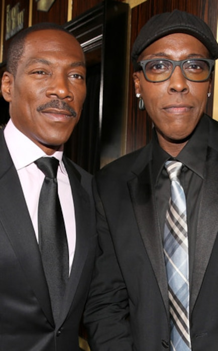 Eddie Murphy, Arsenio Hall