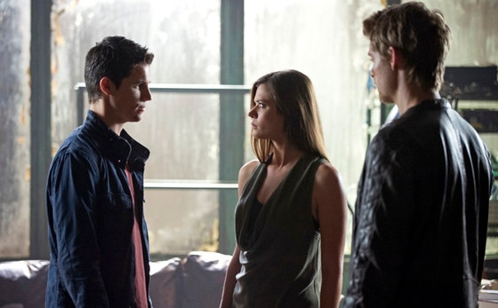 The Tomorrow People, Robbie Amell, Peyton List, Luke Mitchell
