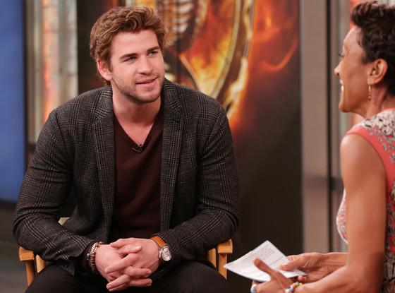 Liam Hemsworth, Good Morning America