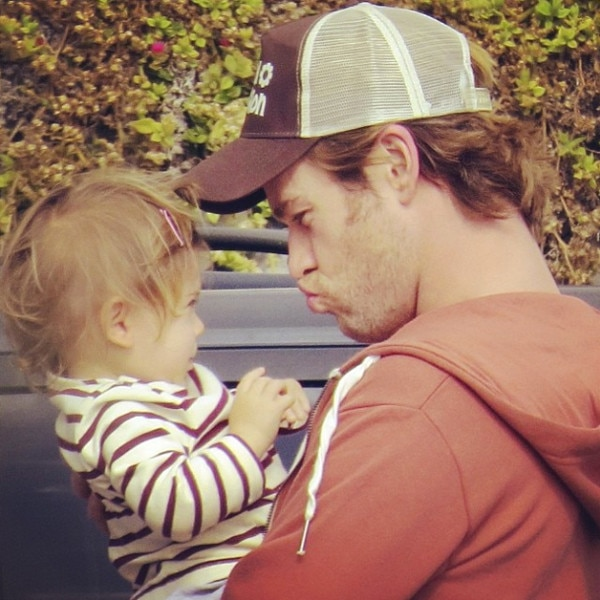 Chris Hemsworth's Wife...