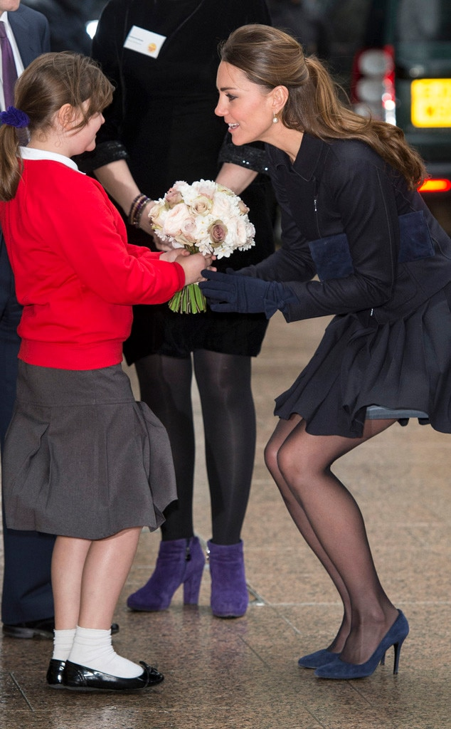 Kate Middleton, Canary Wharf, Place2Be Forum