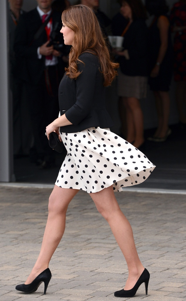Kate Middleton, Warner Bros Studio, London