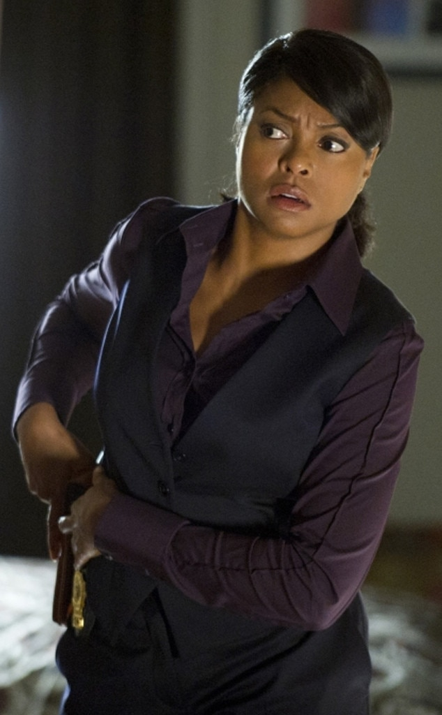 Taraji P. Henson, Person of Interest