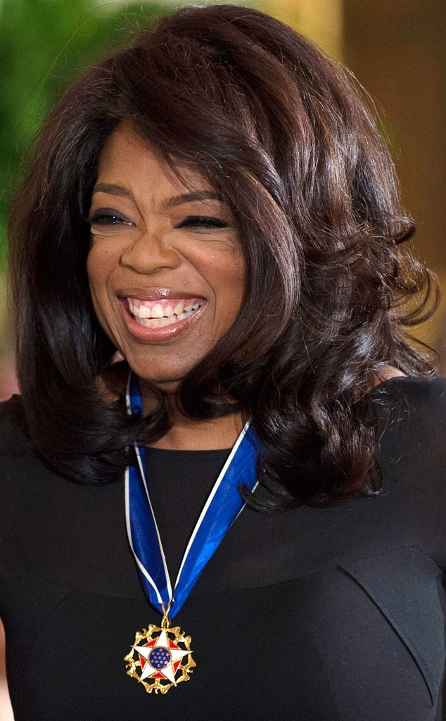 Oprah Winfrey, Medal of Freedom