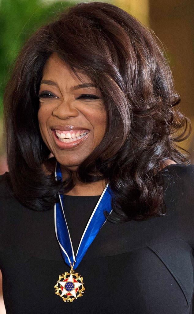 Oprah Winfrey, Medal of Freedom