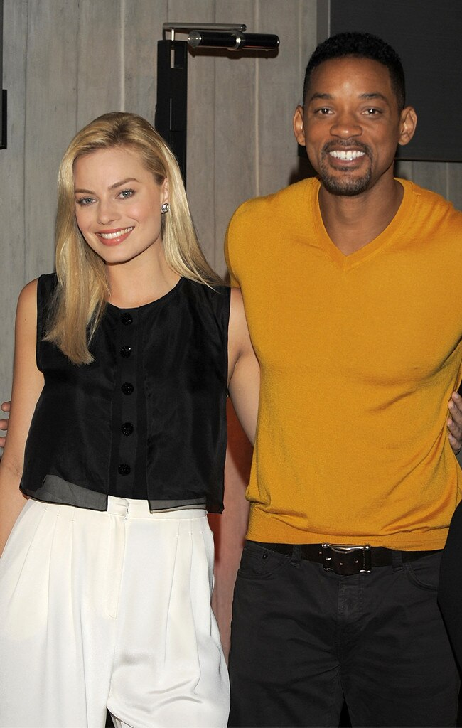 Will Smith, Margot Robbie, Buenos Aires, Focus