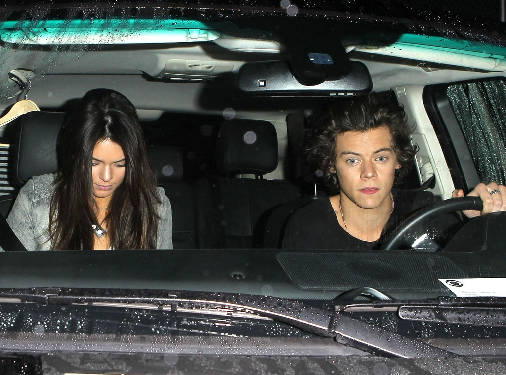 harry styles and kendall jenner not dating