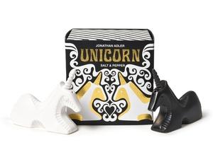 LeAnn Rimes Holiday Gift Guide, Unicorn Salt and Pepper