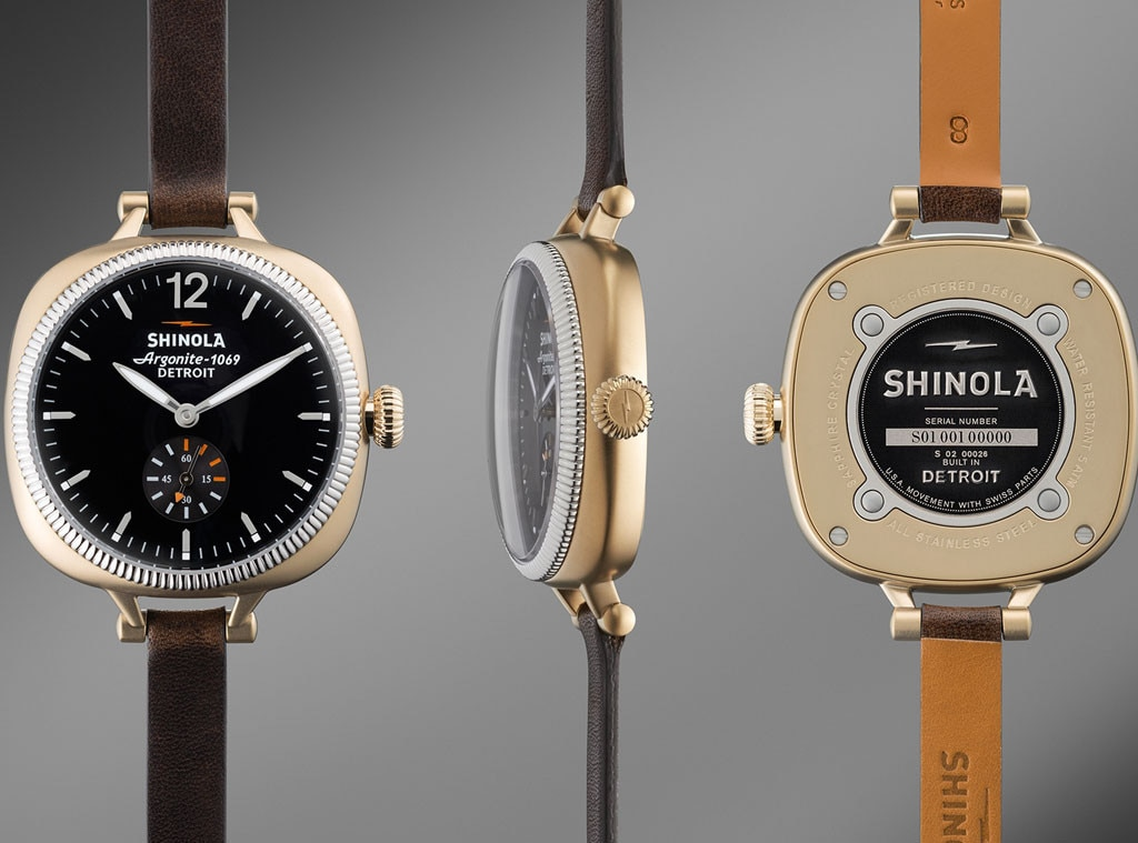 Kristen Bell Gift Guide, Shinola Watches