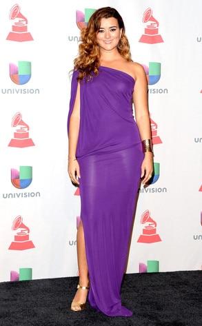 Cote de Pablo, Latin Grammys