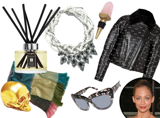 Nicole Richie Pinterest Gift Guide