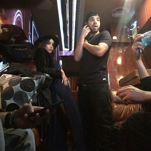 Drake, Zoe Kravitz