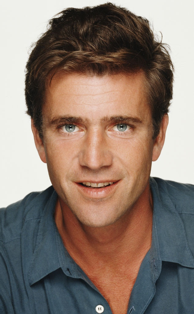 Mel Gibson, 1985 from People's Sexiest Man Alive Through ... Channing Tatum