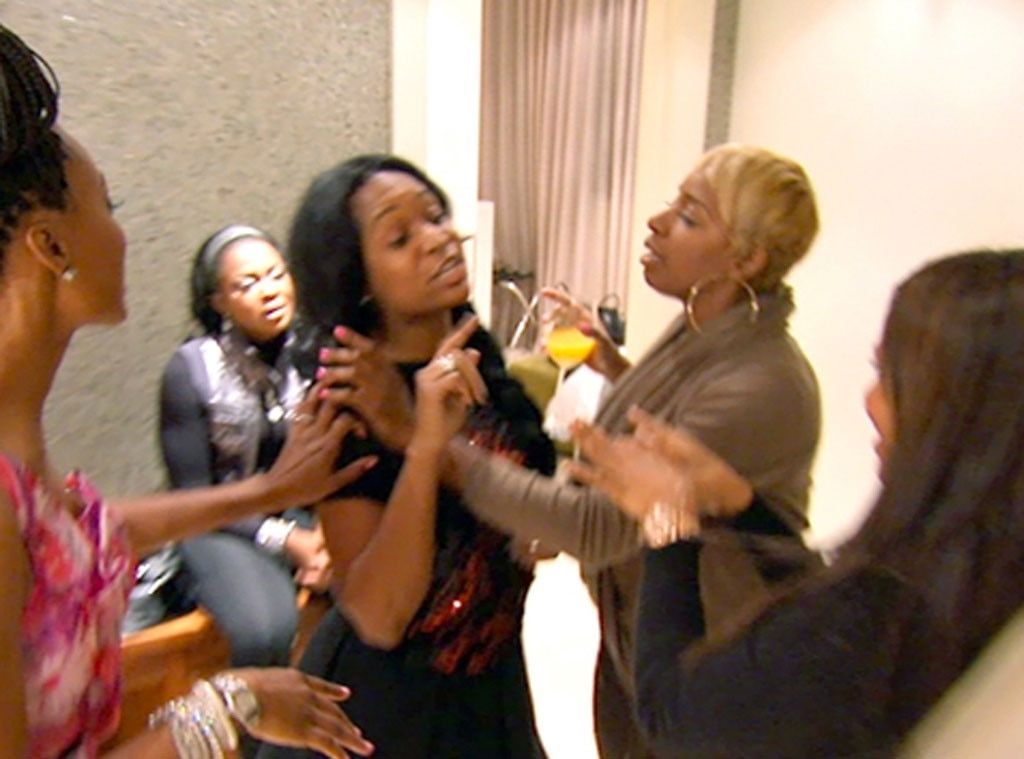 Real Housewives of Atlanta OMG Moments