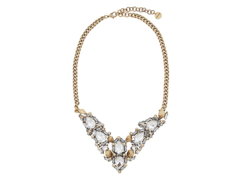 Stella & Dot Zora Crystal Necklace