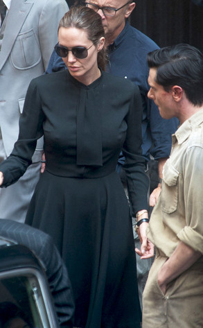 Angelina Jolie, Jack O' Connell