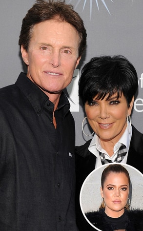 Bruce Jenner, Kris Jenner, Khloe Kardashian Odom