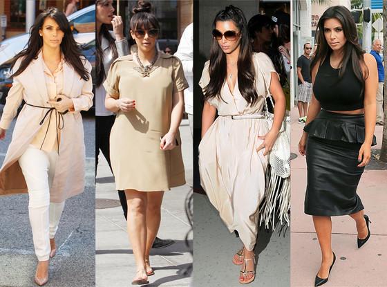 Kim Kardashian, Charity Clothing Auction