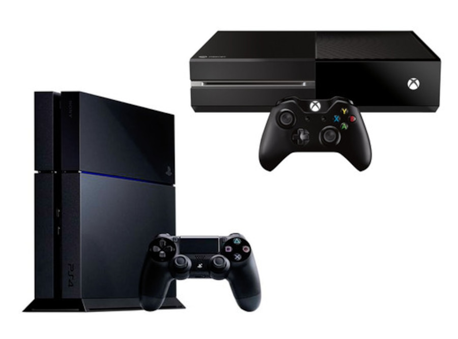 PlayStation 4, Xbox
