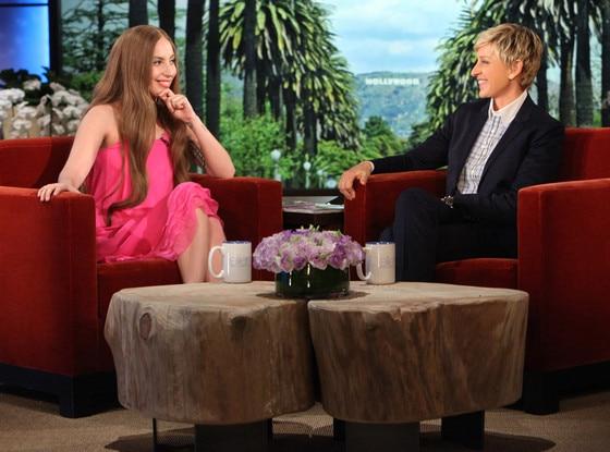 Lady Gaga, Ellen DeGeneres