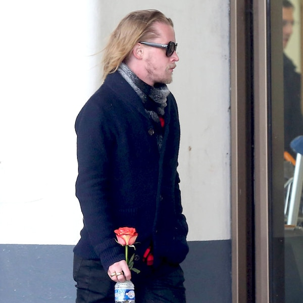 Staying Stylish From Macaulay Culkin And His New