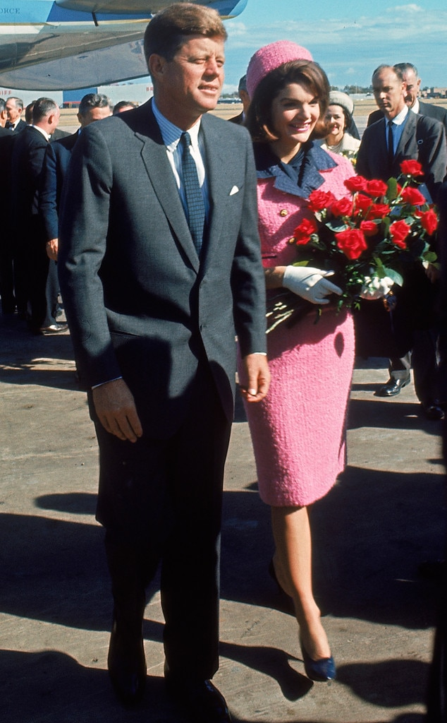 John And Jackie Kennedy: Jackie Kennedy's Pink Suit: 6 Things You Didn't Know About