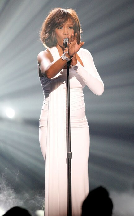 Whitney Houston, 2009 American Music Awards