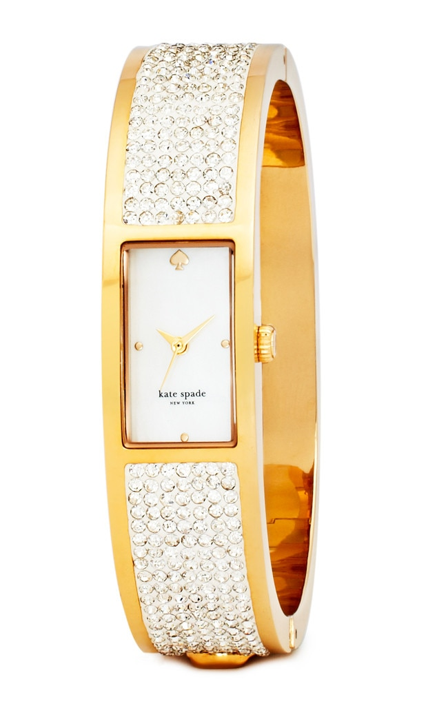 Kate Spade on the Rocks Carousel Bangle Watch