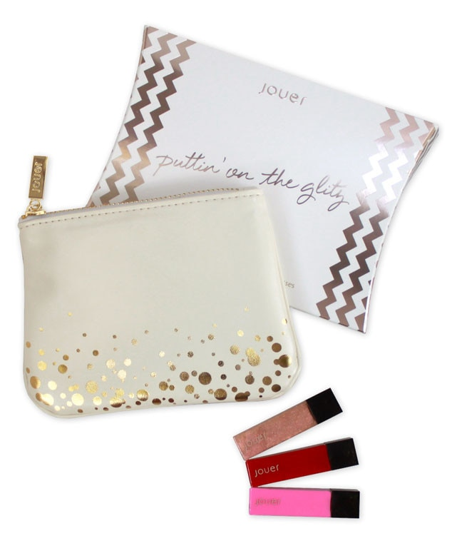 Glitter Gift Guide, Jouer Puttin' On the Glitz Kit