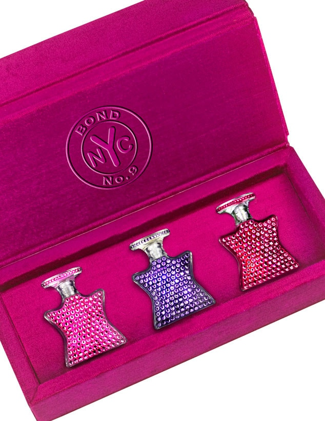 Glitter Gift Guide, Bond No. 9 New York Mini Trifecta