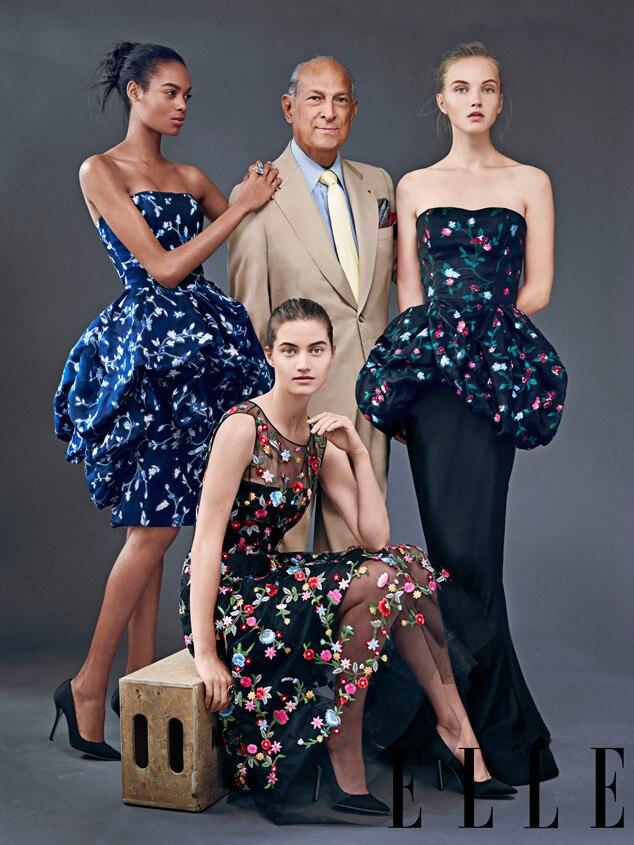 Oscar de la renta style dresses