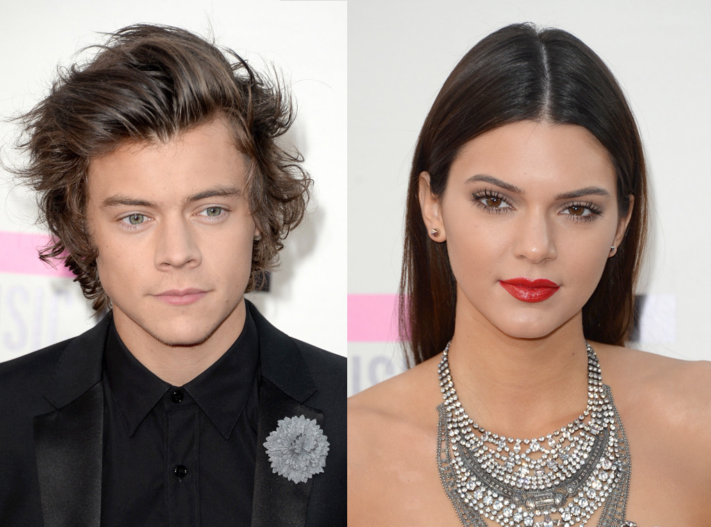 Harry Styles, Kendall Jenner, 2013 American Music Awards