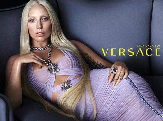 Lady Gaga, Versace