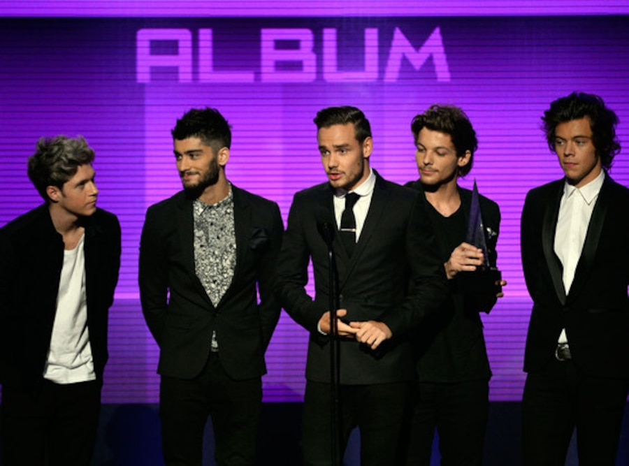 One Direction, 2013 American Music Awards