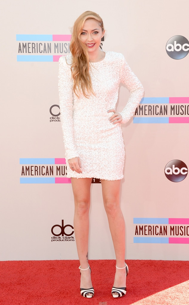 Brandi Cyrus, 2013 American Music Awards
