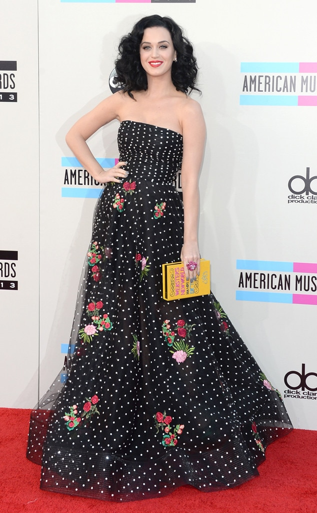 Katy Perry, American Music Awards