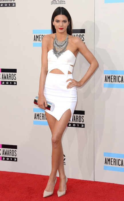2013 American Music Awards, Kendall Jenner