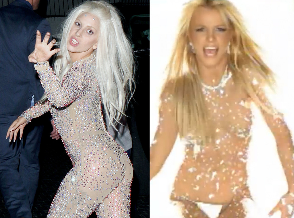 Lady Gaga, Britney Spears