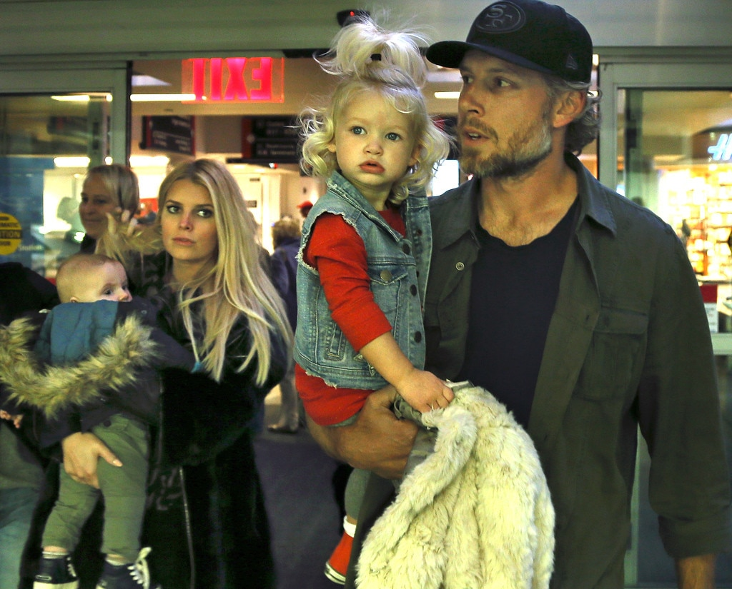 Jessica Simpson, Family, Ace, Maxwell