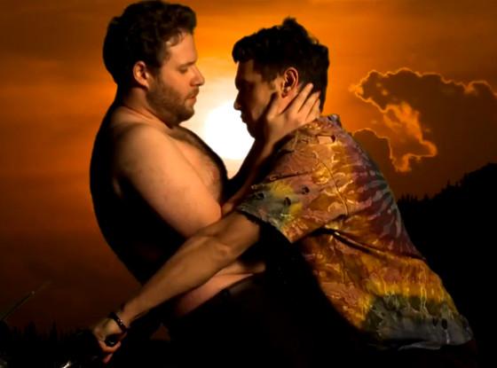 Seth Rogen, James Franco, Bound 2 Video