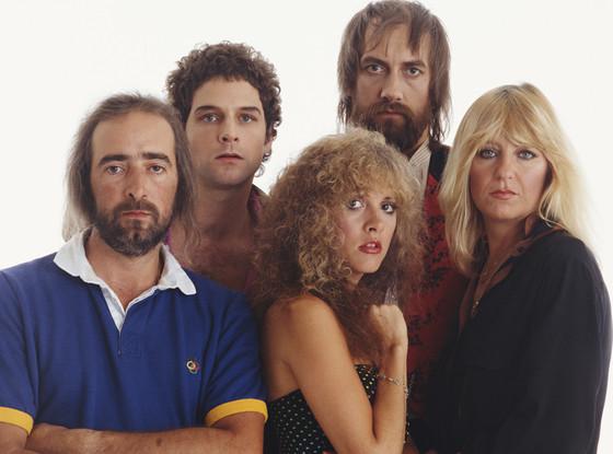 Fleetwood Mac, circa 1982