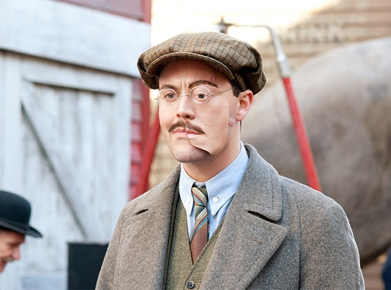 Jack Huston, Richard Harrow, Boardwalk Empire