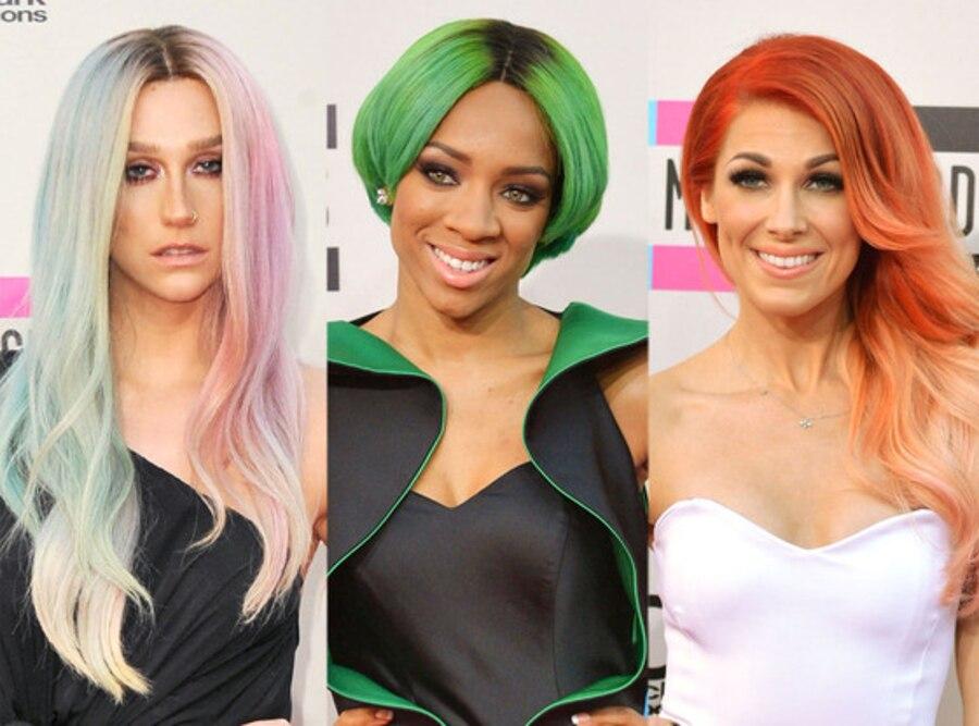 Ke$ha, Kesha, Lil' Mama, Bonnie McKee