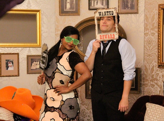 The Mindy Project, Photo Booth