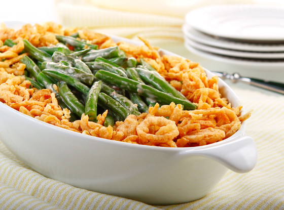 Green Bean Casserole, Thanksgiving Sides