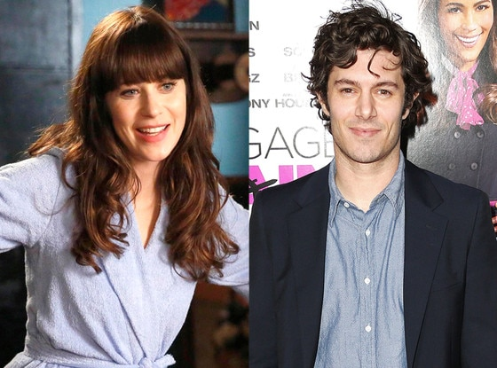 Zooey Deschanel, Adam Brody