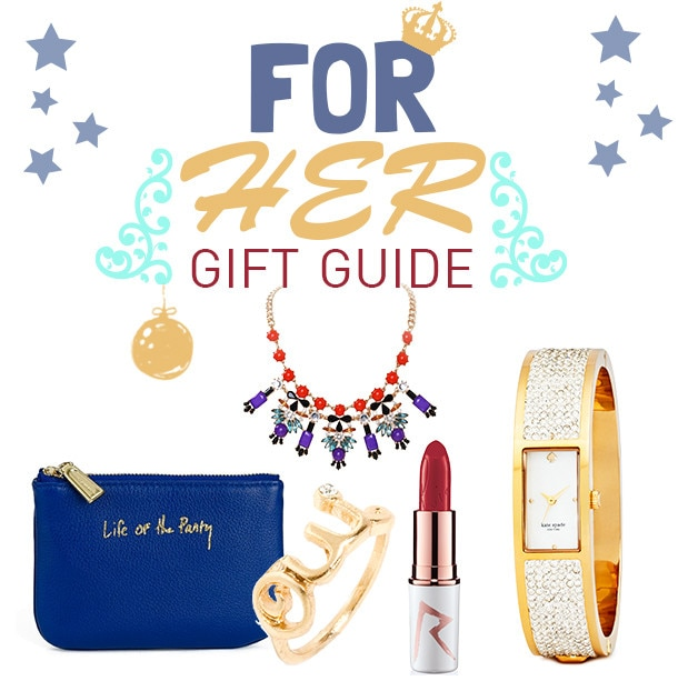 2013 Holiday Gift Guide - For Her