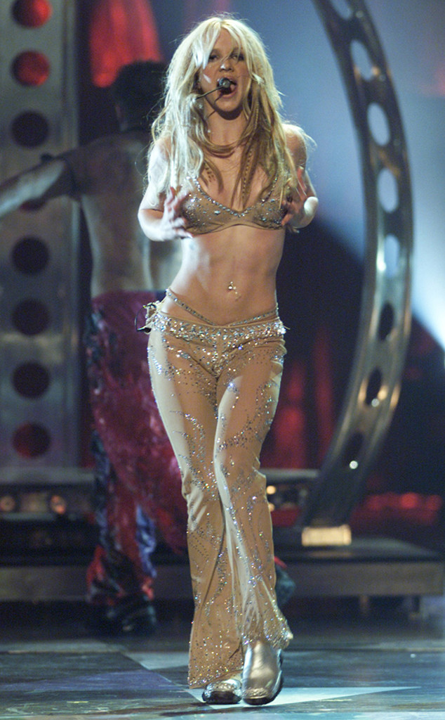 Britney Spears, MTV AMA's 2000